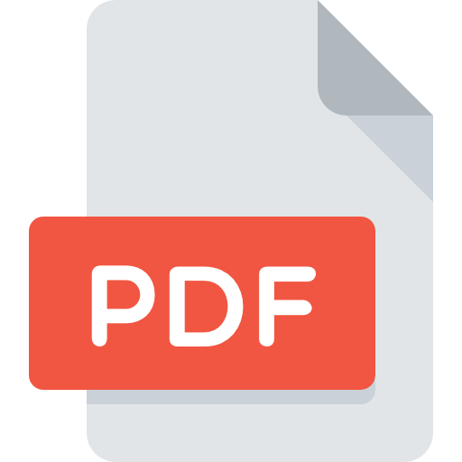 icon of a pdf to download